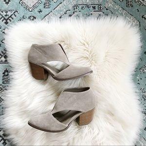 Shoes - Boutique | Beast Fashion | Suede Heels